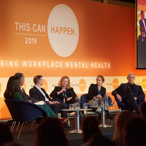 ADDRESSING MENTAL HEALTH AT BOARDROOM LEVEL – THE CEO'S SPEAK photo