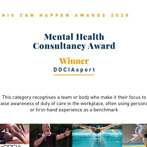 Mental Health Consultancy Award photo