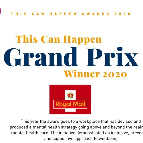 This Can Happen Grand Prix Winner 2020 photo