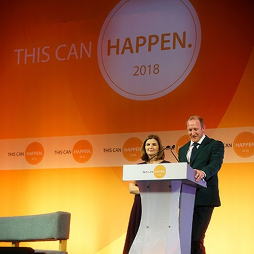 Founders Zoe and Neil Reflect on This Can Happen 2018 photo