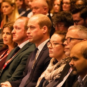 Keynote - HRH The Duke of Cambridge